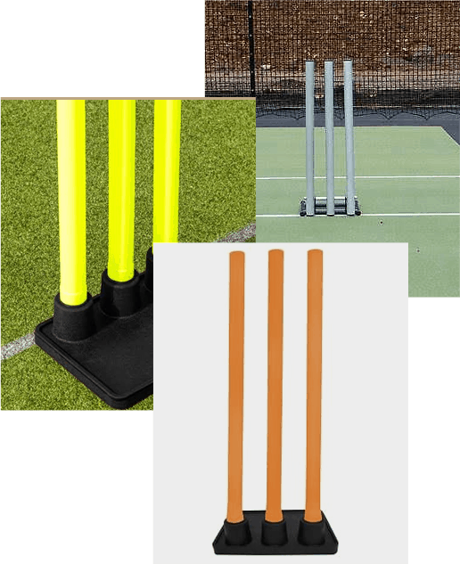 Aero Quick Tech Universal Cricket Stumps