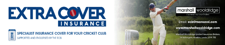 Durant Cricket Partners With ExtraCover Insurance To Offer FREE Insurance On Mobile Cages & Sight Screens