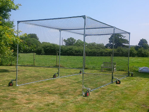 PRO MOBILE CRICKET CAGE