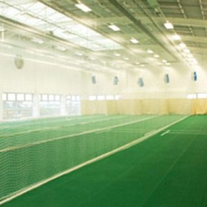 INDOOR CRICKET NETS