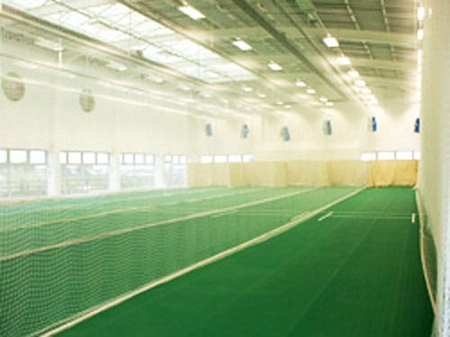 REPLACEMENT INDOOR NETTING Banner