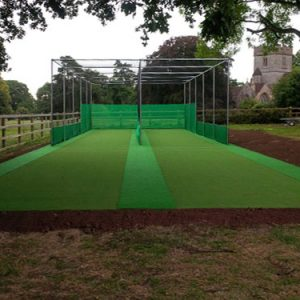 GEOCRICKET SYSTEMS® NON TURF RE-FURBISHMENT