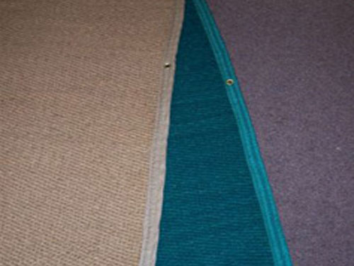 WICKET PROTECTION MATTING Banner
