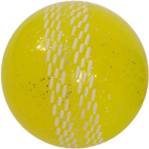 QUICK TECH BALL YELLOW & GREEN GLITTER JUNIOR OR SENIOR