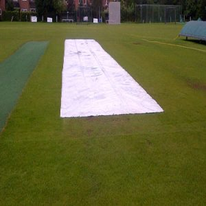 SEMI TRANSLUCENT FLAT SHEET CRICKET COVERS