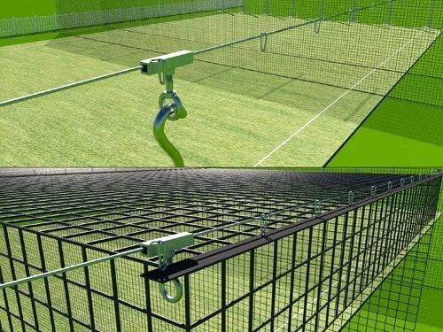 Bespoke Netting System