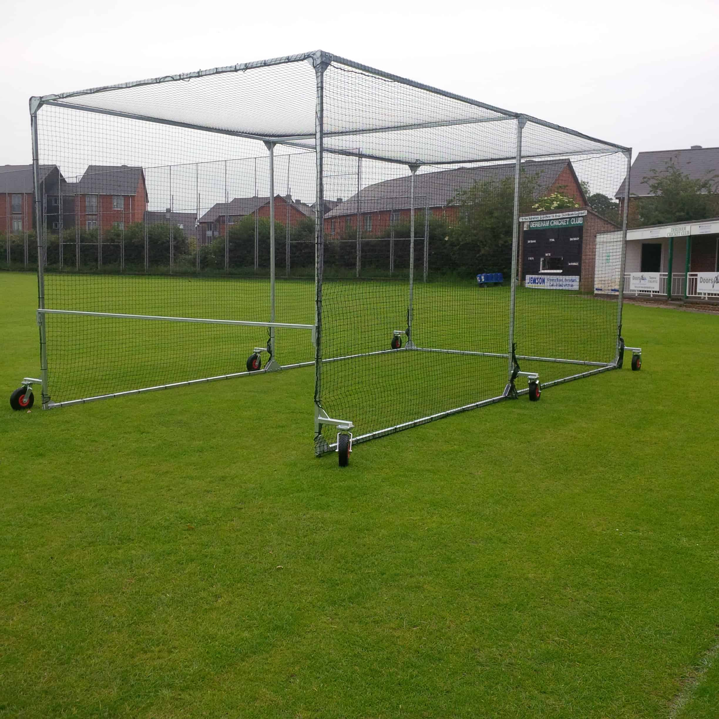 MOBILE CRICKET CAGES